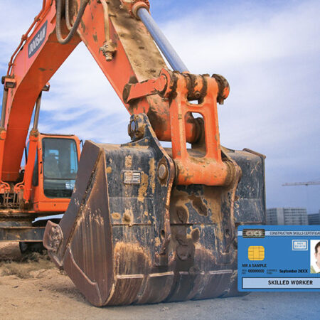 Level 2 Certificate in Construction Plant Operations (Construction)