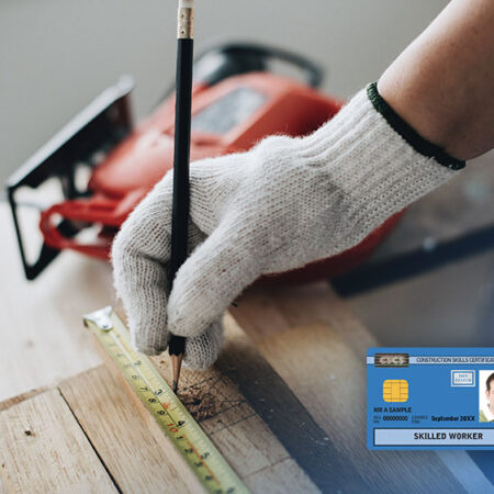 Level 2 NVQ Diploma in Wood Occupations (Construction)