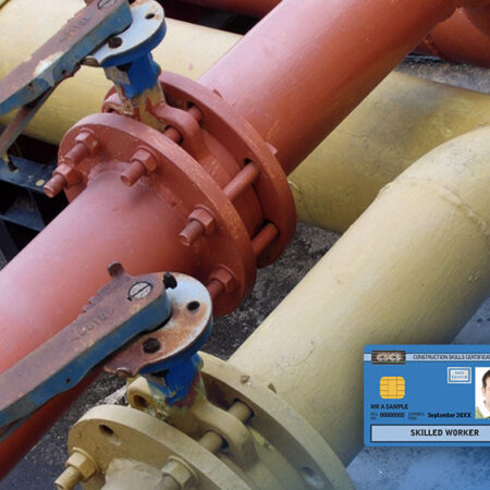 Level 2 Diploma in Supporting the Installation of Pipework Components in Construction