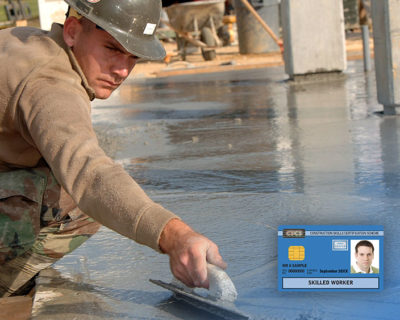 Level 2 NVQ Diploma in Trowel Occupations (Construction)