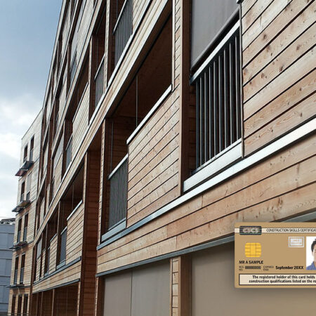Level 3 NVQ Diploma in Cladding Occupations (Construction) – Rainscreen Wall Cladding Systems