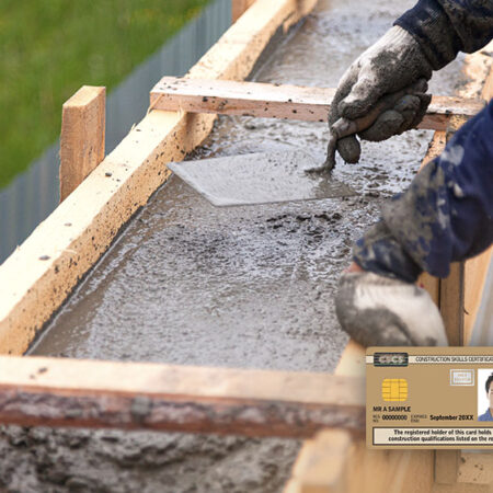Level 3 NVQ Diploma in Formwork (Construction)