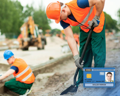 Level 2 NVQ Diploma in Construction Operations and Civil Engineering Services – Construction Operations (Construction) – GROUNDWORKER