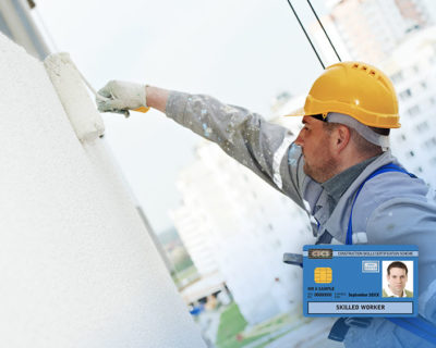 Level 2 NVQ Diploma in Decorative Finishing and Industrial Painting Occupations
