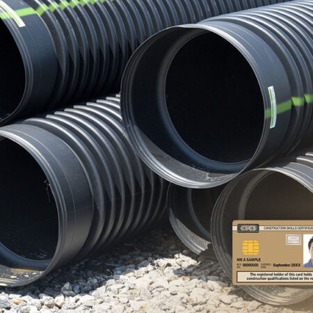 Level 3 Diploma in the Installation of Pipework Components in Construction
